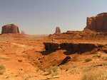 Navaho in Monument Valley