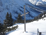 The Cross in the Snow