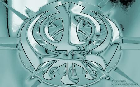 Khalsa Symbol Khanda 3d And Cg Abstract Background Wallpapers On
