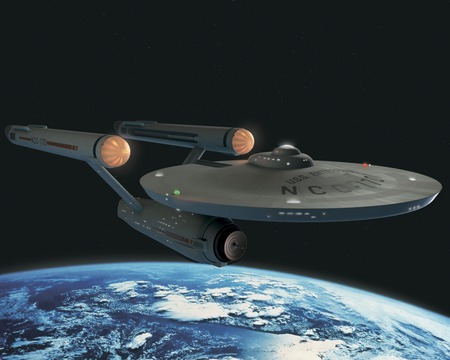 Star Trek HD 1701 - star trek, tv series