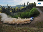 Subaru, Rally Oregon