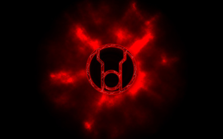 Red Lantern Rage Other Entertainment Background