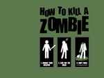 Steps to KILL a ZOMBIE