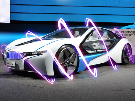 Bmw vision neons - bmw, wallpaper, car, m3, vision, coche, neon
