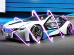 Bmw vision neons