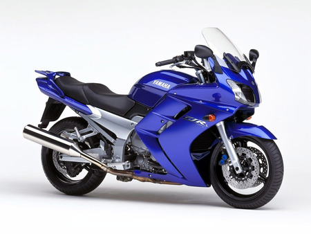Yamaha FJR 1300 Sports Bike - power speed, sports bike