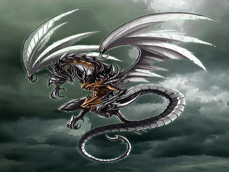 Dark Dragon Fantasy Abstract Background Wallpapers On Desktop