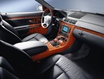 Maybach inside