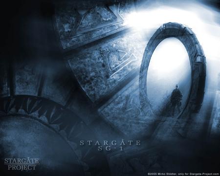 Stargate SG 1 - TV Series