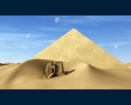 Stargate SG 1  /  Abydos - sg 1, stargate sg-1, abydos, stargate sg1, stargate, mgm, sci fi