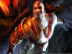 Kratos with Icarus Wings