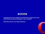 Internet Explorer Problem