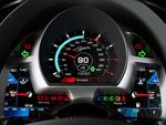 Koenigsegg Dashboard