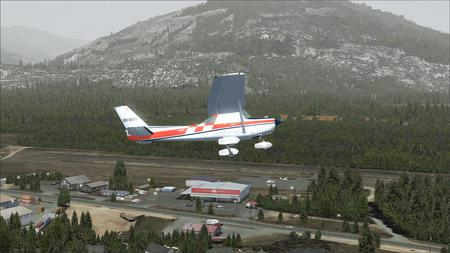 FSX - Private Planes & Aircraft Background Wallpapers on Desktop