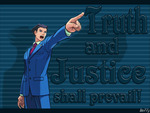Truth and Justice Shall Prevail