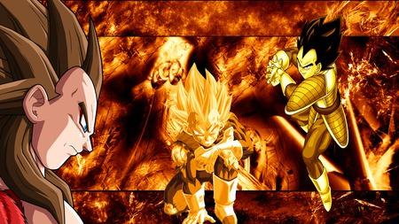 Dragonballz Vegeta Badass Style 1080p Dragonball Anime