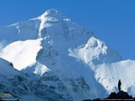 Mount Everest's North Face, Tibet