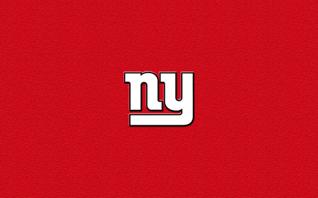 New York Giants - red, logo, ny