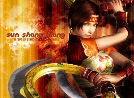 Dynasty Warrior Sun Shang Xiang - danasty warrior, sun shang xiang