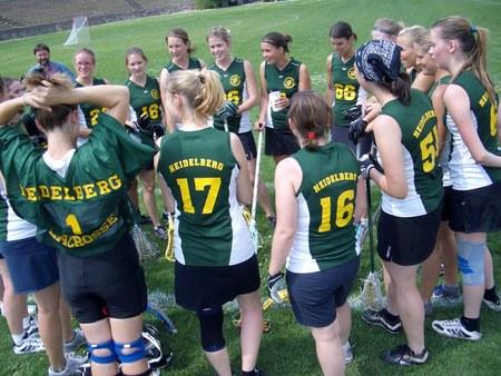 Lacrosse Berlin Opening 2008 Team Heidelberg - berlin, team heidelberg, opening 2008, lacrosse, photography, sports