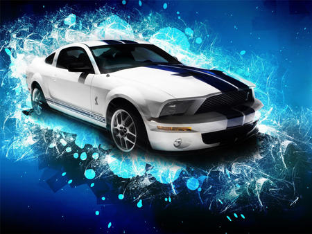 gt500 - mustang, cool, ford, gt500