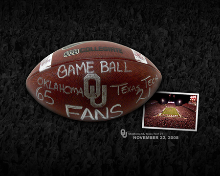 Oklahoma Sooners - Football - Football
