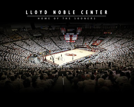 Oklahoma Sooners - Lloyd Noble Center