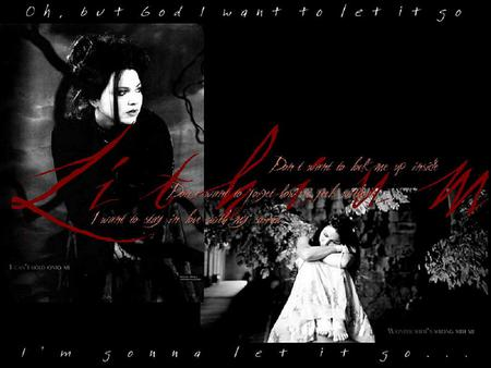 Evanescence Collage - amy lee, collage, evanescence