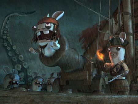 Rabbits Pirates - pirates, rabbits