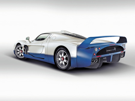 Maserati MC12 - supercar, spoiler, mc12, maserati