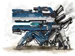 Gaia Gun