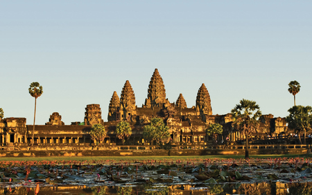 Angkor Wat World Temple