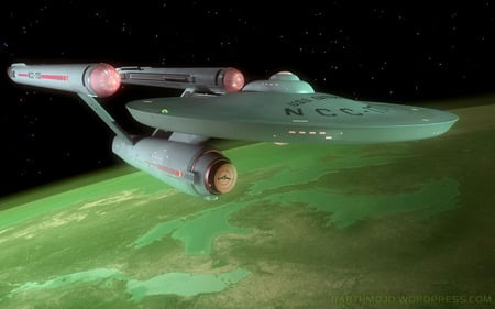 original enterprise  - star trek, enterprise, spaceships