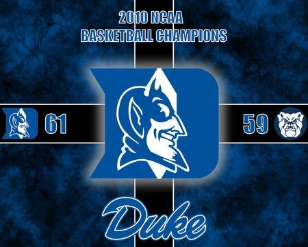 Duke Blue Devils - duke, basketball, blue, ncaa, devils