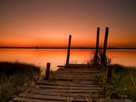 Chobe pier