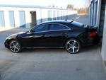 Mercedes Benz CLS 550 coupe