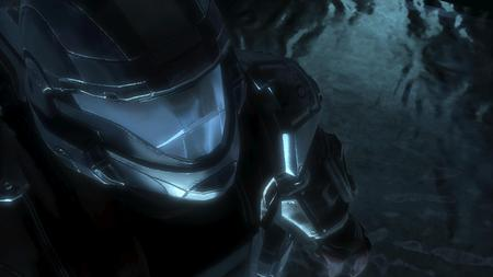 halo stay tall - reach, halo, 3, helmet, black, odst