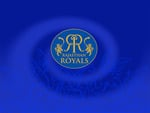 Rajasthan Royals -RR-Bluewall