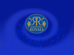 Rajasthan Royals -RR-Bluewall