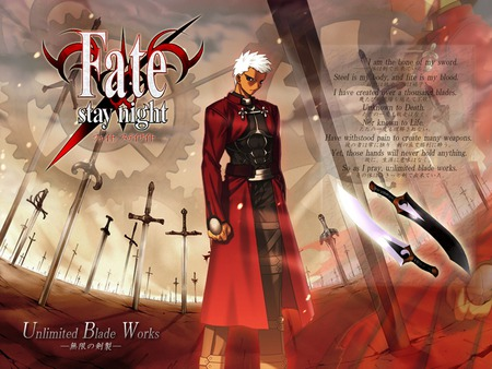 Archer Ubw Fate Stay Night Anime Background Wallpapers On