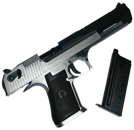 Desert Eagle - 50ae, handgun, magnum, pistol, weapon