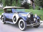1929-Lincoln Model L Dual Cowl Phaeton