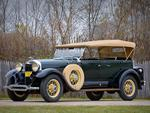 1930-Lincoln Model K Dual Cowl Phaeton