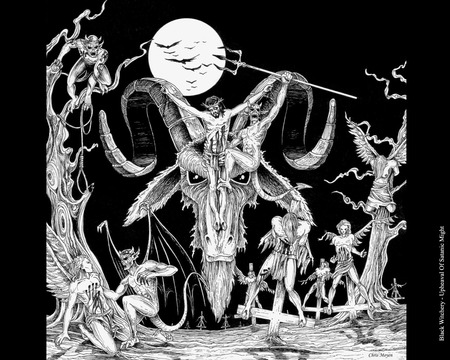 Black Witchery:Upheaval of Satanic might - Other & Abstract
