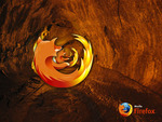 Firefox in Mountain