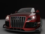 Audi AB5 Red Beauty