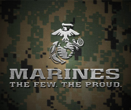 MArines The Few - Other & Abstract Background Wallpapers ...