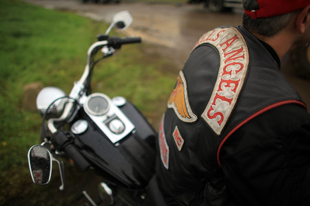 Hells Angels Chapter - fraternity, club, brother, hells angels, motorcycle, motorcycle club, cool, harley, motor bike, photo, people
