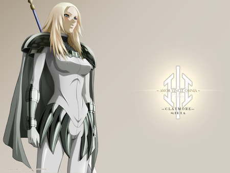 Claymore Miria - miria, anime, claymore