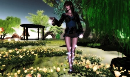 Magic Amy - landscapes, characters, virtual, backgrounds, daz